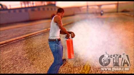 The Best Effects of 2015 pour GTA San Andreas septième écran