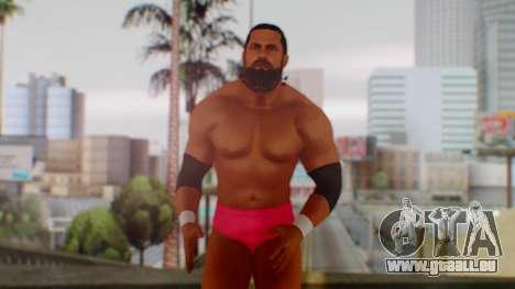 WWE Damien Sandow 2 für GTA San Andreas