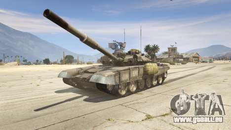T-90 für GTA 5