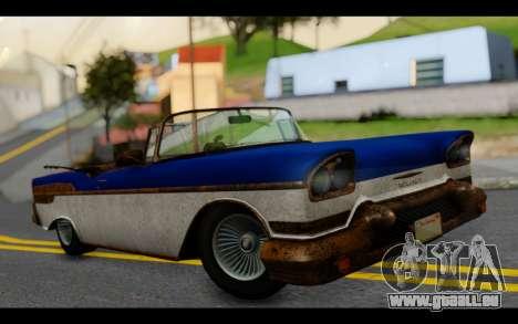 Declasse Tornado Mexico für GTA San Andreas