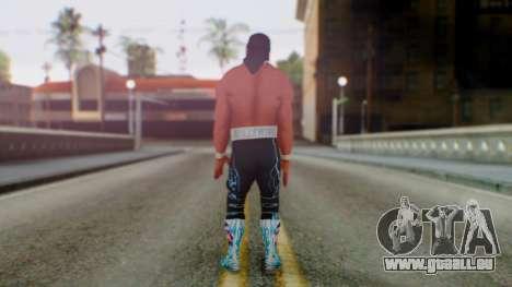 Holy Hulk Hogan für GTA San Andreas dritten Screenshot