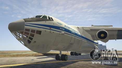 Die IL-76 v1.1 für GTA 5
