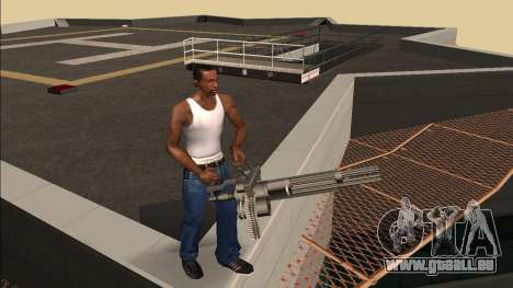 Save Guns v1.0 für GTA San Andreas