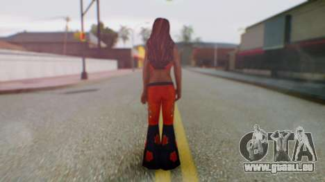 Micki James für GTA San Andreas dritten Screenshot