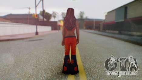 Micki James für GTA San Andreas dritten Screenshot