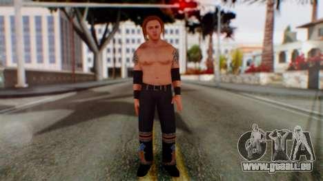 Heath Slater für GTA San Andreas zweiten Screenshot