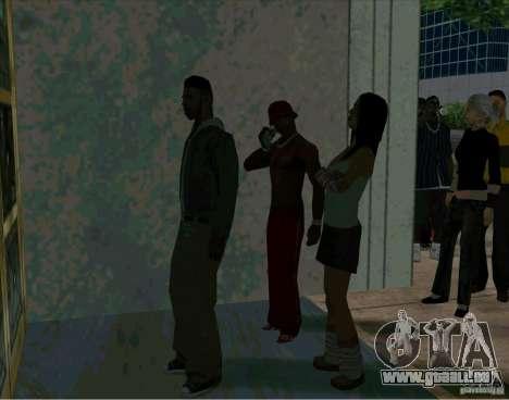 Tout sur le cinéma pour GTA San Andreas quatrième écran