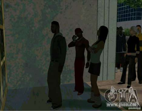 Alles über Kino für GTA San Andreas her Screenshot