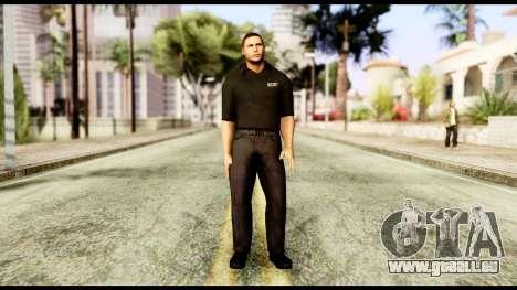 WWE SEC 2 pour GTA San Andreas deuxième écran
