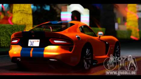 Deluxe 0.248 V1 pour GTA San Andreas cinquième écran