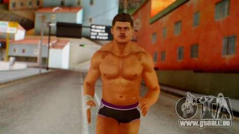 Cody Rhose für GTA San Andreas