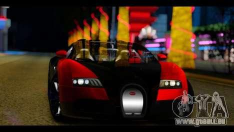 Deluxe 0.248 V1 pour GTA San Andreas troisième écran