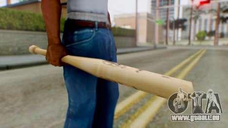 Vice City Baseball Bat für GTA San Andreas
