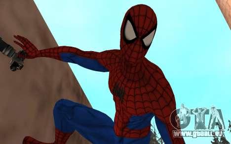 Amazing Spider-Man Version Comique par Robinosuk pour GTA San Andreas