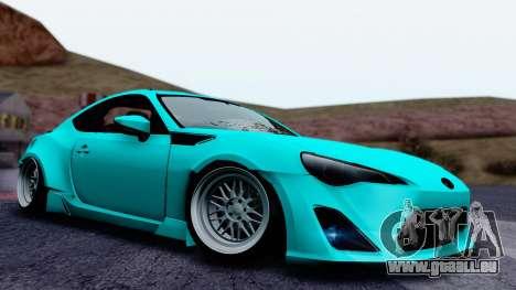 Toyota GT86 Rocket Bunny pour GTA San Andreas