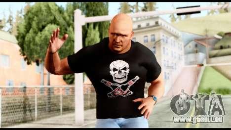 WWE Stone Cold 2 für GTA San Andreas
