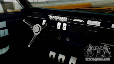 GTA 5 Vapid Chino Tunable pour GTA San Andreas vue de droite