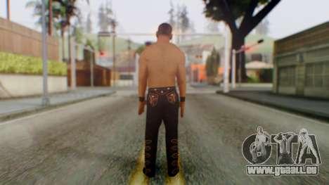 Jinder Mahal 2 pour GTA San Andreas troisième écran
