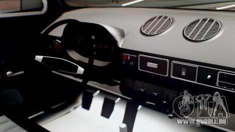 Zastava 1100P pour GTA San Andreas vue de droite