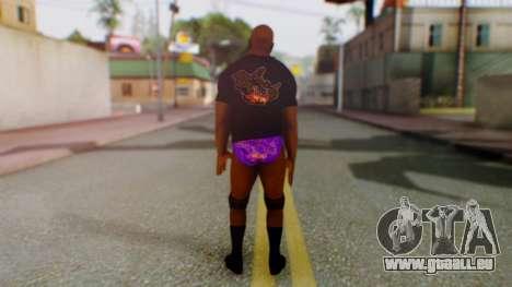 Titus ONeil 2 für GTA San Andreas dritten Screenshot