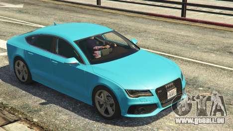 Audi RS7 für GTA 5