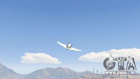 GTA 5 Robin DR-400 huitième capture d'écran