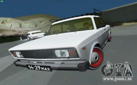 VAZ 2105 pour GTA San Andreas pour GTA San Andreas