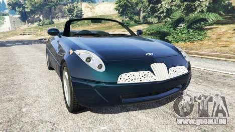 Daewoo Joyster Concept 1997 v1.4 pour GTA 5