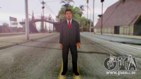 Justin Roberts für GTA San Andreas zweiten Screenshot
