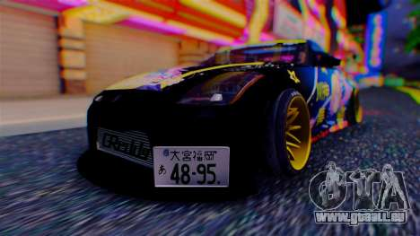 Aero Project Art 0.248 pour GTA San Andreas