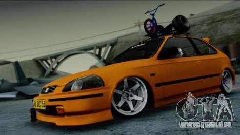 Honda Civic BC YAPIM pour GTA San Andreas