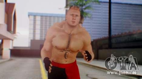 Brock Lesnar pour GTA San Andreas