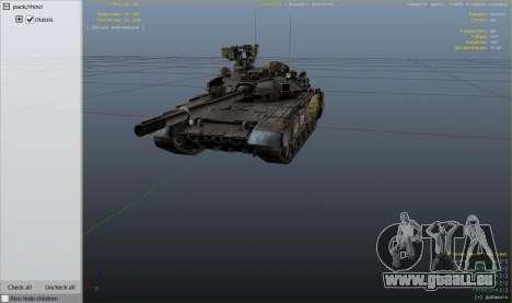 GTA 5 T-90 Rad