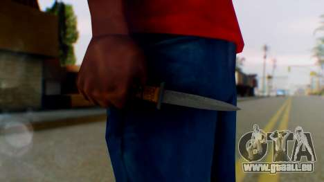 GTA 5 VIP Switchblade für GTA San Andreas dritten Screenshot