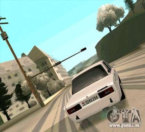 VAZ 2106 [ARM] für GTA San Andreas rechten Ansicht