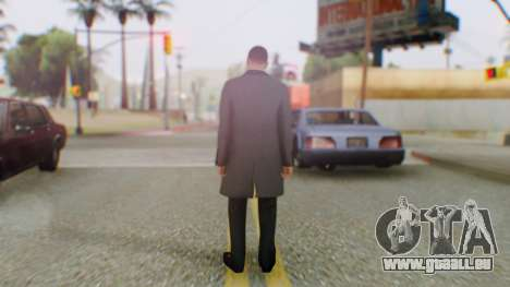 GTA Online Executives and other Criminals Skin 4 pour GTA San Andreas troisième écran