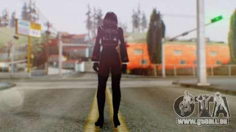 Jillanna pour GTA San Andreas troisième écran