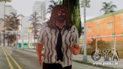 WWE Mankind pour GTA San Andreas