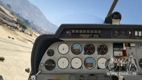 GTA 5 Robin DR-400 vierten Screenshot