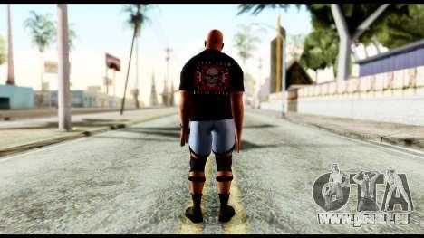 WWE Stone Cold 2 pour GTA San Andreas troisième écran
