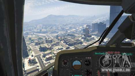 GTA 5 Harbin Z-9 vierten Screenshot