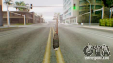 Shank pour GTA San Andreas