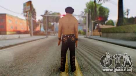 Jinder Mahal 1 für GTA San Andreas dritten Screenshot