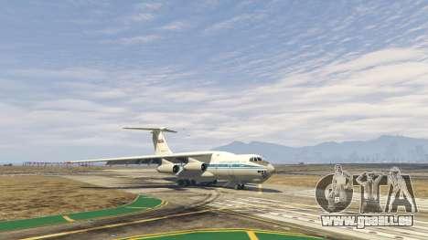 L'IL-76 v1.1 pour GTA 5