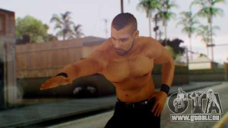 Jinder Mahal 2 pour GTA San Andreas