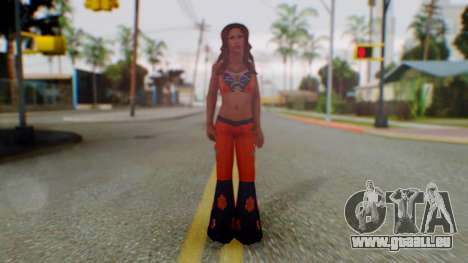 Micki James für GTA San Andreas zweiten Screenshot