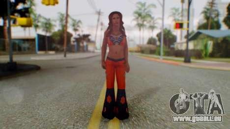 Micki James für GTA San Andreas zweiten Screenshot