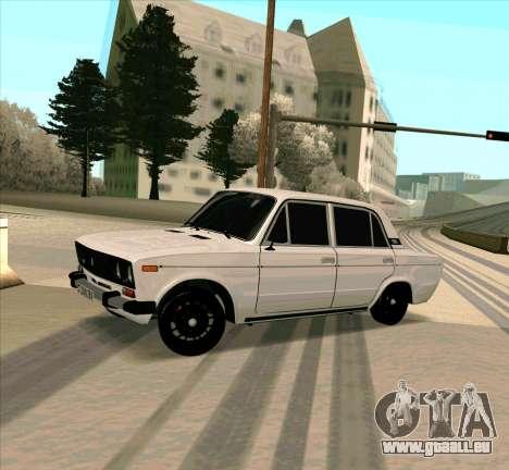 VAZ 2106 [ARM] für GTA San Andreas