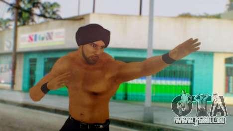 Jinder Mahal 1 für GTA San Andreas