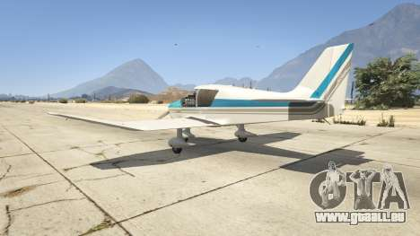 Robin DR-400 für GTA 5